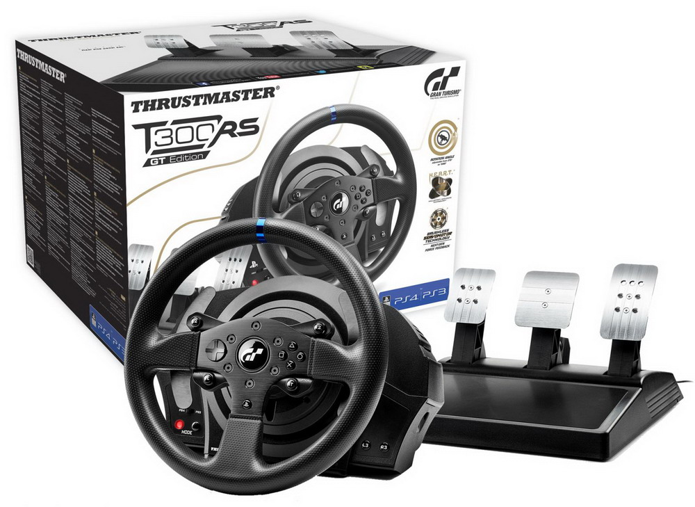 playseat thrustmaster t300rs gt edition. Black Bedroom Furniture Sets. Home Design Ideas